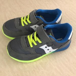 9.5 W Saucony Toddler Shoes
